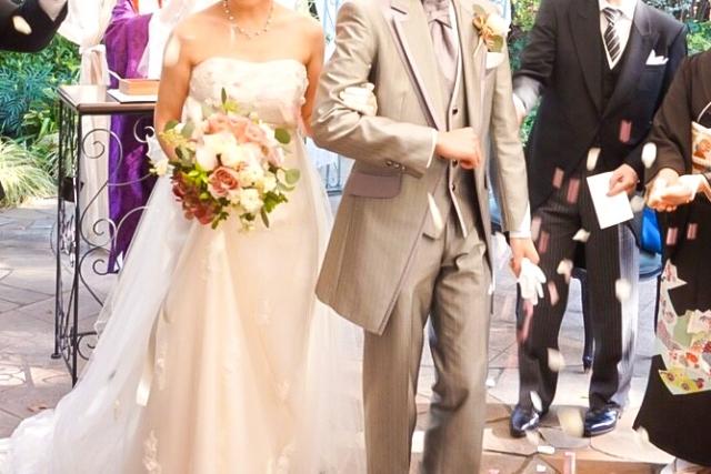 幸せな結婚式はダイコーの庭で華やかに!
